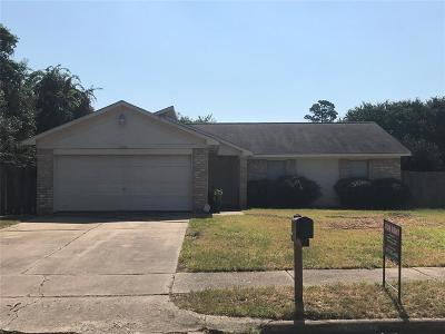 Houston Single Family Home For Sale: 16310 Charterstone Drive