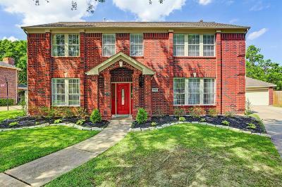 Friendswood Single Family Home For Sale: 1713 Keystone Drive