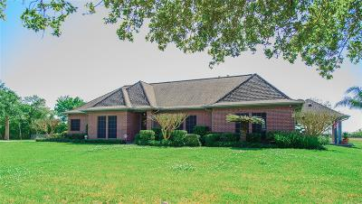 Santa Fe Single Family Home For Sale: 13007 Speed Road