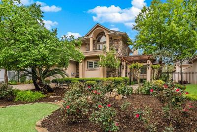 The Woodlands Single Family Home For Sale: 18 Aberdeen Crossing Place