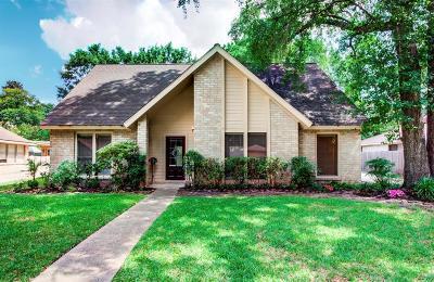 Kingwood Single Family Home For Sale: 3715 Golden Lake Drive