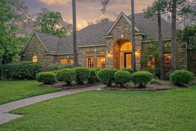 The Woodlands TX Single Family Home For Sale: $425,000