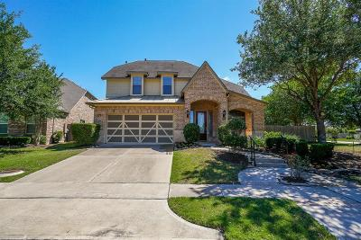 Sugar land Single Family Home For Sale: 2335 Ralston Branch Way