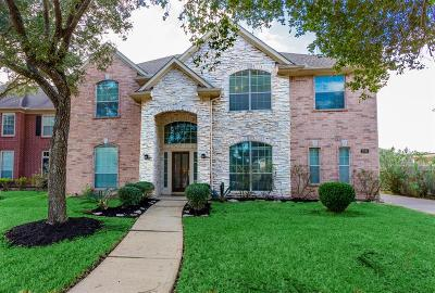 Sugar Land Single Family Home For Sale: 2134 Hill Canyon Court