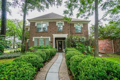 Houston Single Family Home For Sale: 19518 Tamarack Way