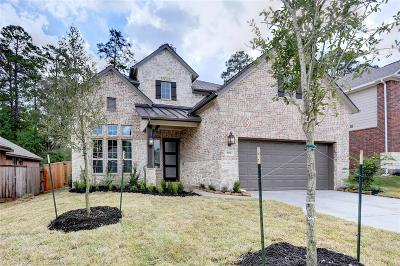 Conroe Single Family Home For Sale: 808 Yellow Birch Lane