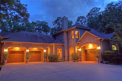 Conroe Single Family Home For Sale: 7429 Teaswood Drive