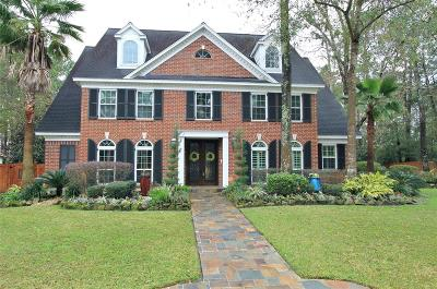 Kingwood Single Family Home For Sale: 6014 Trinity Isle Court