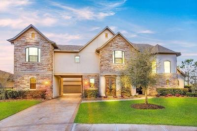 Richmond TX Single Family Home For Sale: $614,999