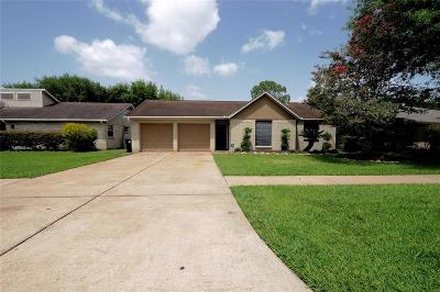 Houston Single Family Home For Sale: 15122 Tresch Lane