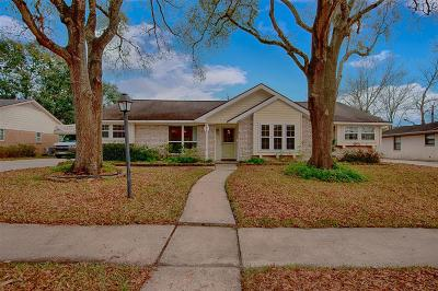 Single Family Home For Sale: 1314 Creek Hollow Drive