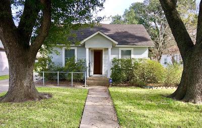 Rosenberg Single Family Home For Sale: 1611 Mulcahy Street
