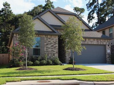 Magnolia Single Family Home For Sale: 3973 Eagle Nest Lake Ln Lane