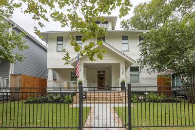 Houston Single Family Home For Sale: 2905 Beauchamp