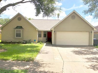 Bay City TX Single Family Home For Sale: $189,500