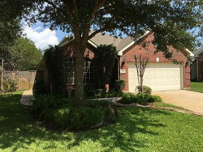 Pearland Single Family Home For Sale: 2102 W Marsala Drive