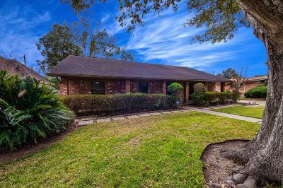 Houston Single Family Home For Sale: 5207 Valkeith Drive
