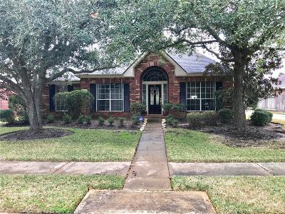 Sugar Land Single Family Home For Sale: 2122 Sand River Court