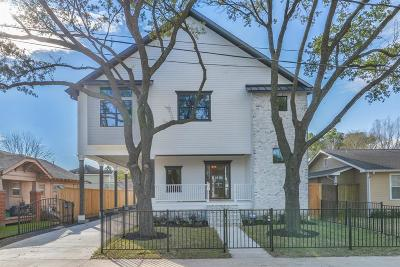 Houston Single Family Home For Sale: 1108 Usener Street