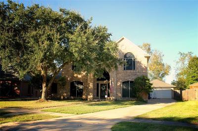 League City Single Family Home For Sale: 1430 Coleman Boylan Drive