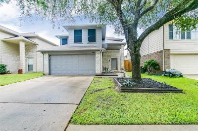 Tomball Single Family Home For Sale: 11811 Sunny Stream Drive