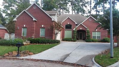 Montgomery Single Family Home For Sale: 12506 Crestwood Court