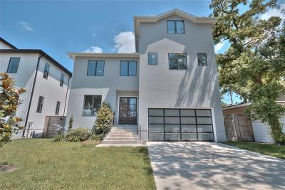 Bellaire Single Family Home For Sale: 4420 Lafayette Street