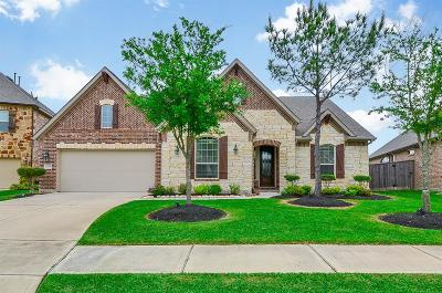 Cypress Single Family Home For Sale: 20214 Overland Hills Lane