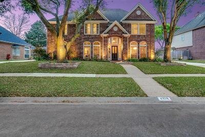 Sugar Land Single Family Home For Sale: 4818 Cambridge Street