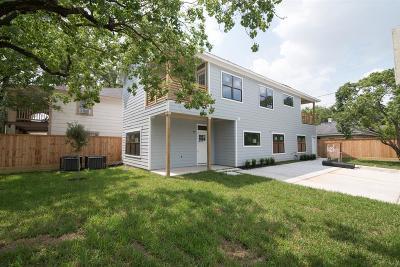 Houston Multi Family Home For Sale: 4543 Polk Street