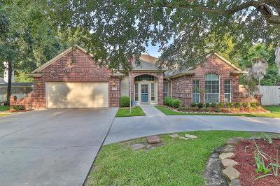 Willis Single Family Home For Sale: 12398 Lyra Drive