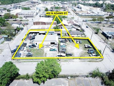 Residential Lots & Land For Sale: 402 N Adams Street