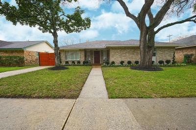 Houston Single Family Home For Sale: 6042 Rutherglenn Drive