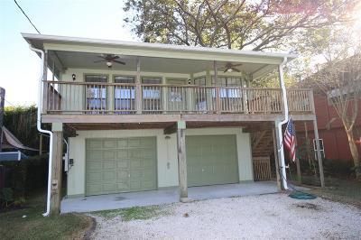 Galveston County Rental For Rent: 2821 Oak Street