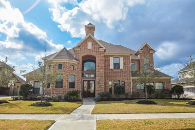 Katy Single Family Home For Sale: 10407 Prescott Glen Lane