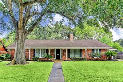 Houston Single Family Home For Sale: 4619 Omeara Drive