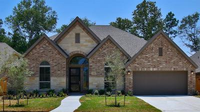 New Caney Single Family Home For Sale: 23554 Vernazza Drive