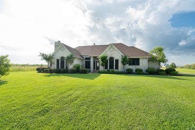 Rosharon Single Family Home For Sale: 7515 Augusta Lane
