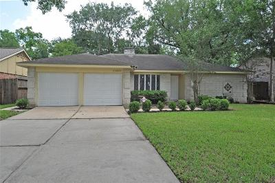 Houston Single Family Home For Sale: 11802 Sharpview Drive