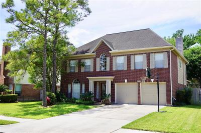 Houston Single Family Home For Sale: 5715 Charlestown Colony Drive