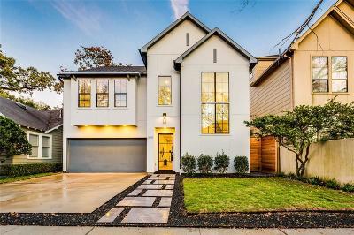 Houston Single Family Home For Sale: 1919 Elmen Street