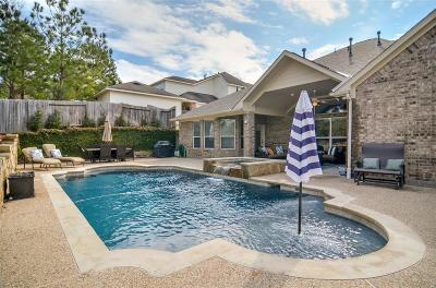 Conroe Single Family Home For Sale: 2151 Summit Mist Drive