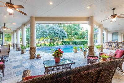 Spring Single Family Home For Sale: 3803 Waterbend Cove