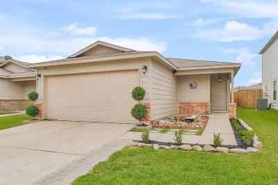 Houston Single Family Home For Sale: 9931 Sanders Rose Lane