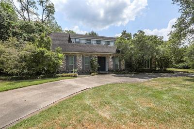 Houston Single Family Home For Sale: 816 Bunker Hill Road