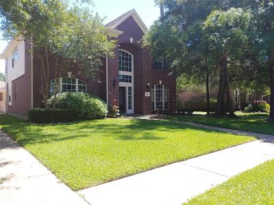 Tomball Single Family Home For Sale: 16022 Lake Grove Forest