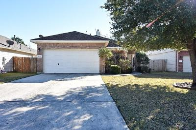 Tomball Single Family Home For Sale: 12931 Pine Meadows Street