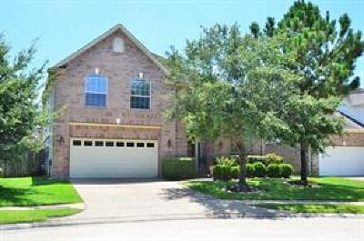 Katy Single Family Home For Sale: 25307 Hall Meadow Lane