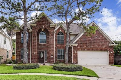 Houston Single Family Home For Sale: 18531 Berry Leaf Court