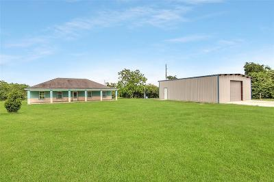 Hempstead Single Family Home For Sale: 19613 Frey Road